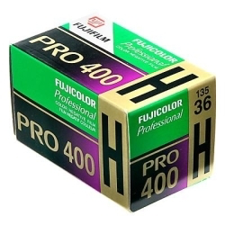 Fujifilm Fujicolor PRO 400H Professional Color Negative Film (35mm Roll, 36 Exposures) - B&C Camera