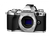 Olympus OM-D E-M5 Mark II Mirrorless Micro Four Thirds Digital Camera Body (Silver) - B&C Camera - 2