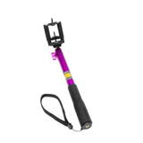 Promaster Selfie Stick Twist with Ball Head and Phone Mount (Pink) by Promaster at B&C Camera