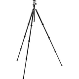 Gitzo Series 1 Traveler Carbon Fiber Tripod with Center Ball Head - B&C Camera - 2