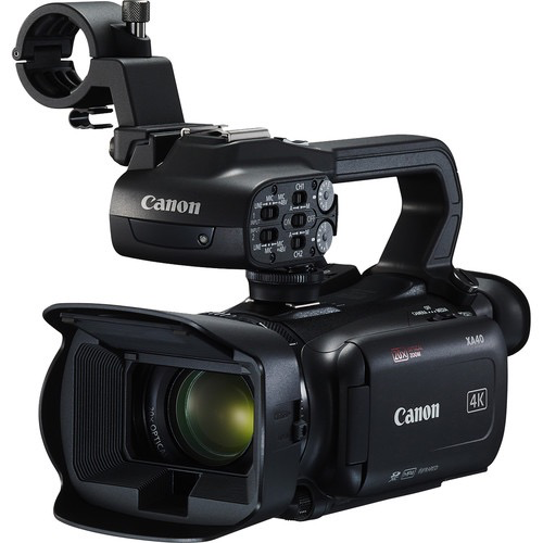 Canon XA40 Professional UHD 4K Camcorder by Canon at B&C Camera