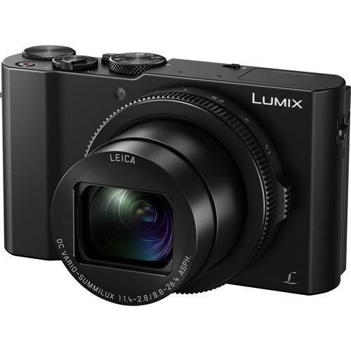 Panasonic Lumix DMC-LX10 Digital Camera by Panasonic at B&C Camera