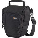 Lowepro Toploader Zoom Holster Bag 50 AW II (Black) by Lowepro at B&C Camera