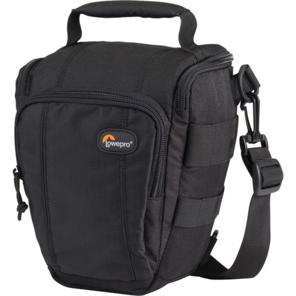 Lowepro Toploader Zoom Holster Bag 50 AW II (Black) by Lowepro at bandccamera