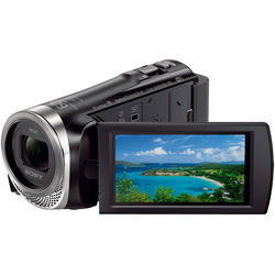 Sony HDR-CX455 Full HD Handycam Camcorder with 8GB Internal Memory - B&C Camera