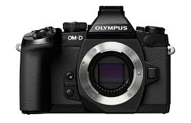 Olympus OM-D E-M1 Mark II Body Black by Olympus at B&C Camera