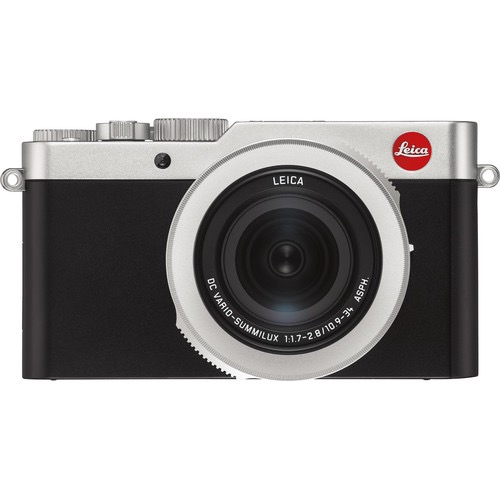 Leica D-Lux 7 (Silver Anodized) by Leica at B&C Camera