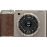 Fujifilm XF 10 Digital Camera (Gold) by Fujifilm at bandccamera