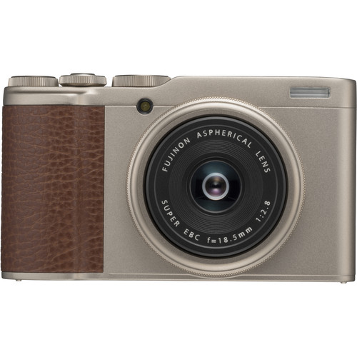 Fujifilm XF 10 Digital Camera (Gold)