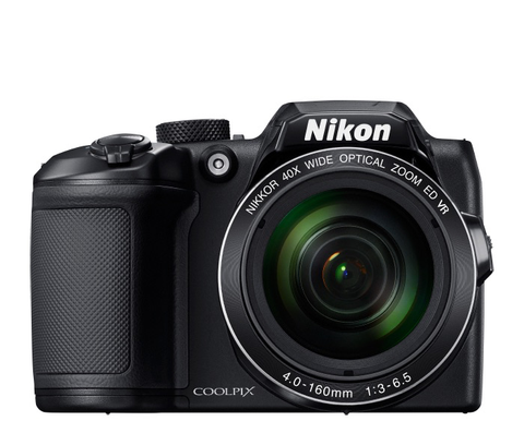 Nikon COOLPIX B500 Digital Camera (Black) - B&C Camera