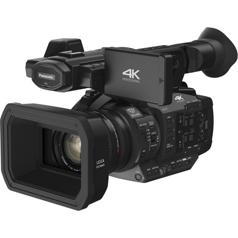 Panasonic HC-X1 Ultra HD 4K Professional Camcorder by Panasonic at B&C Camera