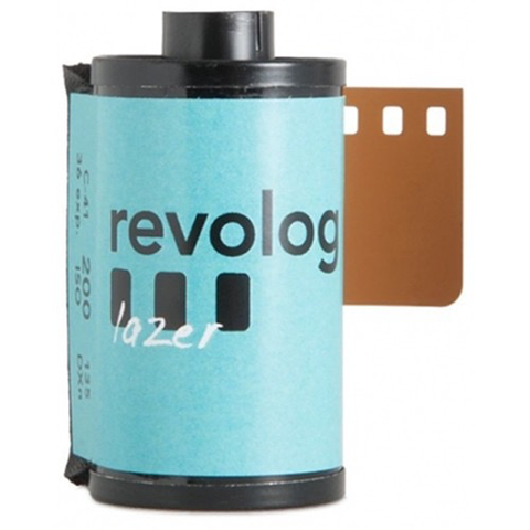 REVOLOG Lazer 200 Color Negative Film (35mm Roll Film, 36 Exposures)