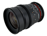 Rokinon 35mm T1.5 Cine Lens - Canon EF Mount by Rokinon at bandccamera