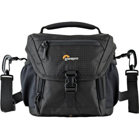 Lowepro Nova 140 AW II Camera Bag (Black) by Lowepro at B&C Camera