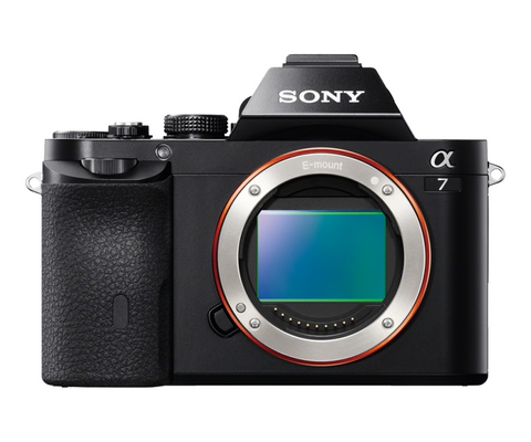 Sony Alpha a7 Mirrorless Digital Camera Body by Sony at bandccamera