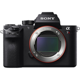Sony Alpha a7R II Mirrorless Digital Camera Body by Sony at B&C Camera
