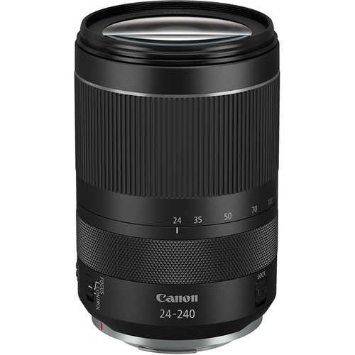 Canon RF 24-240mm f/4-6.3 IS USM Lens by Canon at B&C Camera