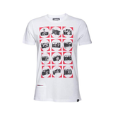 COOPH T-Shirt CAMCHART (WHITE)-SMALL - B&C Camera