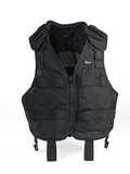 Lowepro S&F Technical Vest Small/Medium (Black) - B&C Camera - 3