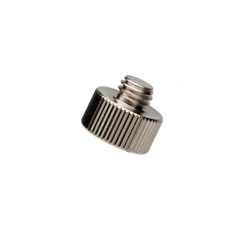 "Dinkum Adaptor Screw - 1/4"" to 3/8"" - B&C Camera"