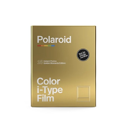Color film for I-Type-Golden Moments Edition - Double Pack