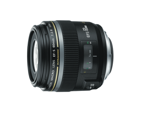 Canon EF-S 60mm f/2.8 Macro USM by Canon at B&C Camera