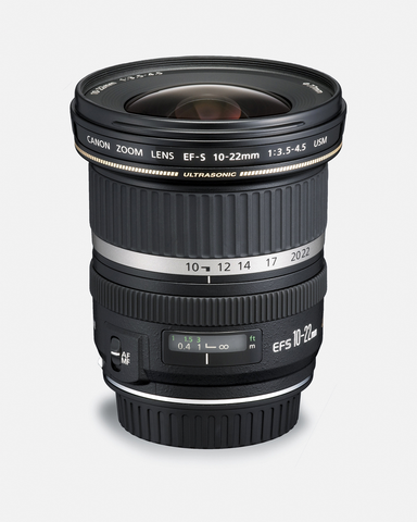 Canon EF-S 10-22mm f/3.5-4.5 USM by Canon at B&C Camera