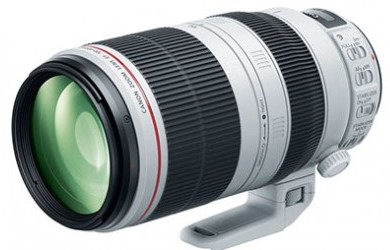 Canon EF 100-400mm f/4.5-5.6L IS II USM by Canon at B&C Camera