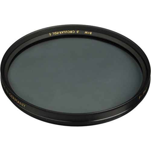 B+W 62mm Circular Polarizer SC Lens Filter by Schneider Optics at B&C Camera