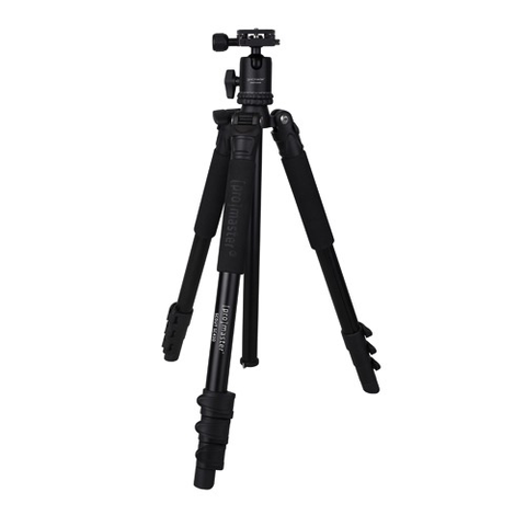 Promaster Scout series SC430 Tripod Kit with Head