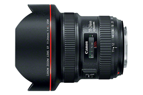 Canon EF 11-24mm F4L USM by Canon at B&C Camera
