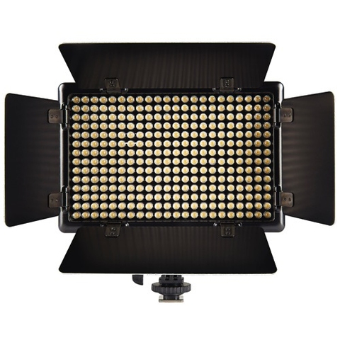 Promaster LED308B Camera/Video Light - Bi-Color by Promaster at bandccamera
