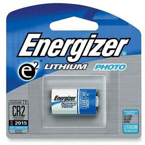 Energizer CR2 3 volt lithium at B&C Camera