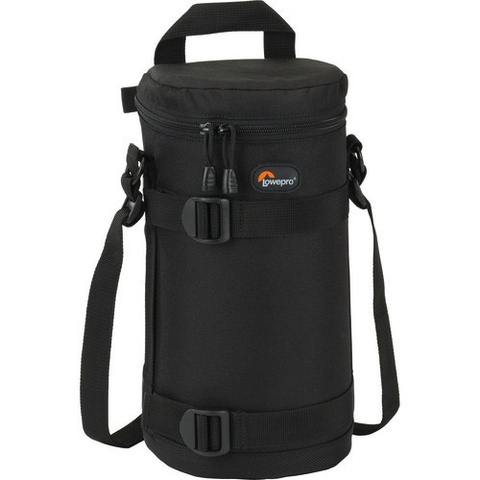 Lowepro Lens Case 11x26 cm (Black) by Lowepro at bandccamera