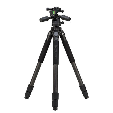 Induro CLT303PHQ3 Stealth Carbon Fiber Tripod Kits - 3 Sections by Induro at B&C Camera