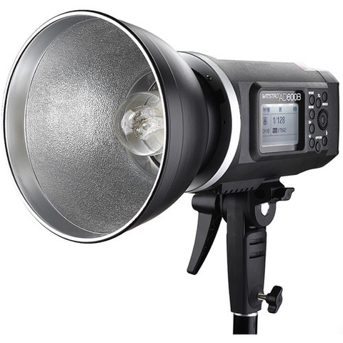 Godox AD600B Witstro TTL All-In-One Outdoor Flash by Godox at bandccamera