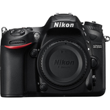 Nikon D7200 DSLR Camera Body by Nikon at bandccamera