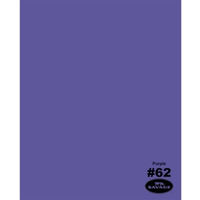 "Savage Widetone Seamless Background Paper (Purple 86""X12yds) by Savage at B&C Camera"