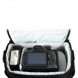 Lowepro Adventura SH 160 II Shoulder Bag (Black) - B&C Camera - 4