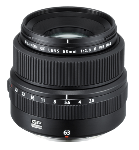 Fuji GF 63mm 2.8 R WR GFX by Fujifilm at B&C Camera