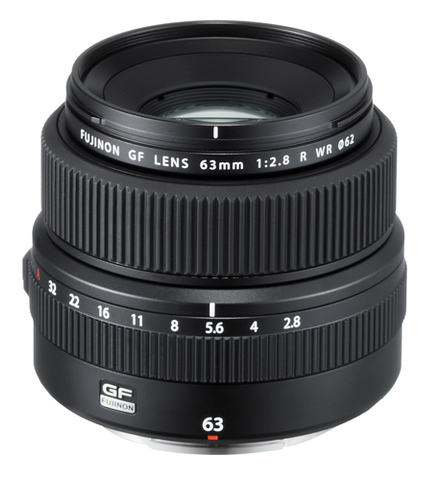 Fuji GF 63mm 2.8 R WR GFX by Fujifilm at bandccamera