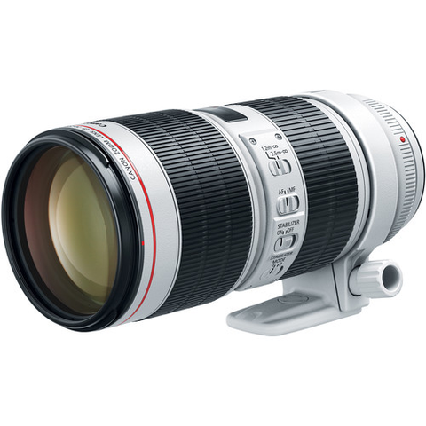 Canon EF 70-200mm f/2.8L IS III USM Lens by Canon at B&C Camera