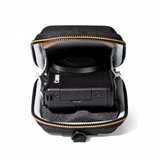 Lowepro Santiago 10 II Hard Shell Compact Camera Case (Black) - B&C Camera - 3