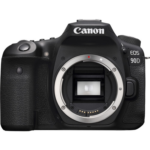 Canon EOS 90D DSLR Camera (Body Only) by Canon at B&C Camera