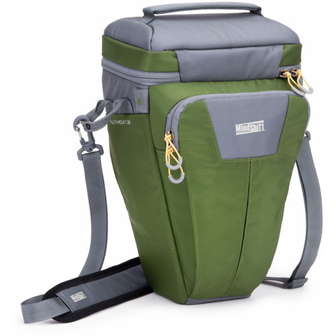 MindShift Gear Multi-Mount Holster Bag 30 (Green/Gray)