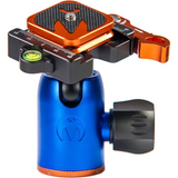 3 Legged Thing Equinox AirHed Switch Ball Head (Blue, Orange, Gray) by 3leggedthing at B&C Camera