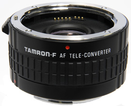 Tamron 1.4x Teleconverter for Tamron Lens on Canon AF Camera by Tamron at B&C Camera