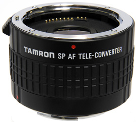 Tamron 1.4x SP AF Pro Teleconverter for Nikon by Tamron at bandccamera