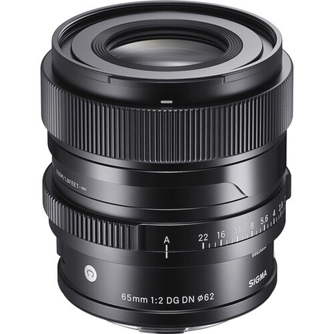 65mm F2.0 Contemporary DG DN for Sony E