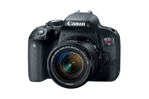 Canon EOS Rebel T7i EF-S 18-55 IS STM Kit by Canon at B&C Camera